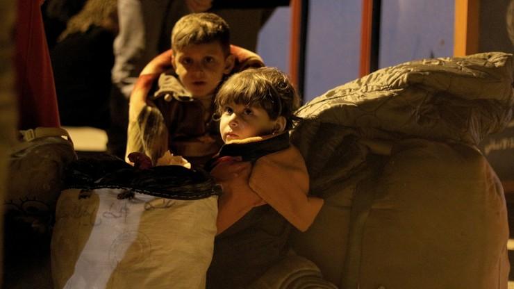 68 dzieci wśród śmiertelnych ofiar zamachu na konwój k. Aleppo
