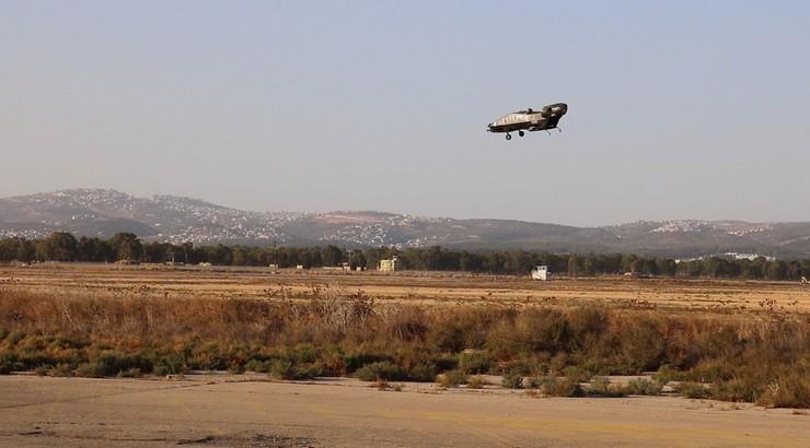 Izraelska firma pracuje nad pasażerskim dronem