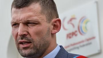 16-08-2016 16:56 Szymon Kołecki złożył rezygnację z funkcji prezesa PZPC