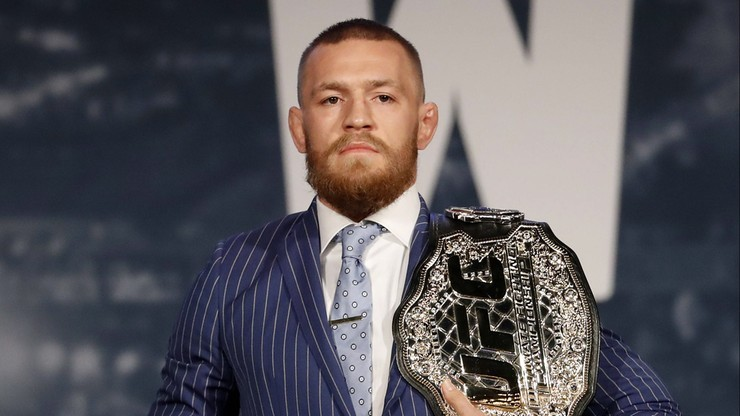 McGregor może stracić pas! Irlandczyk dostał ultimatum
