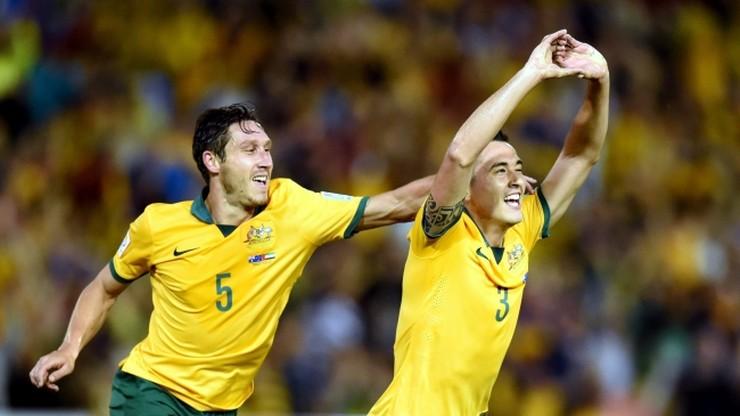 Australia w finale Pucharu Azji