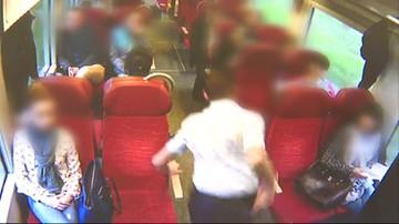 Maszynista uratował pasażerów szynobusu