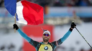 2017-03-03 PŚ w biathlonie: Fourcade już zapewnił sobie Kryształową Kulę