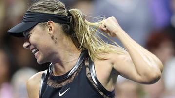 2017-10-14 WTA w Tiencinie: Szarapowa i Sabalenka w finale