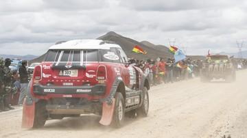 2017-01-08 Rajd Dakar zaskakuje nie tylko kierowców