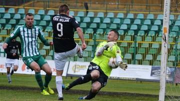 2015-11-21 1 liga: Cenne zwycięstwo Olimpii Grudziądz