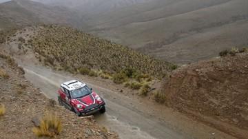 2017-01-06 Rajd Dakar: Piąty etap skrócony o połowę. Wielu kierowców błądziło