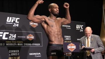 2017-08-23 Prezydent UFC: Planowaliśmy hitową walkę z udziałem Jonesa