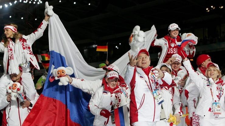 Rosja straciła 11 medali igrzysk w Soczi