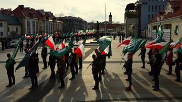20-04-2016 16:48 Białystok: prokuratura przygląda się obchodom rocznicy ONR