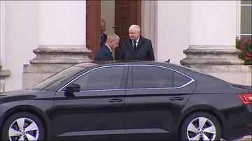 W piątek spotkanie prezydenta z prezesem PiS. Tematem - reforma sądownictwa