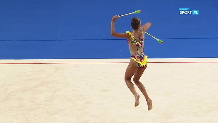 2017-07-22 TWG: Perfekcyjny występ rosyjskiej gimnastyczki