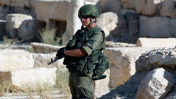 """10-05-2016 16:51 Dziennikarz CNN odwiedził rosyjskie bazy w Syrii:  """"mają więcej sprzętu i żołnierzy niż się sądzi"""""""
