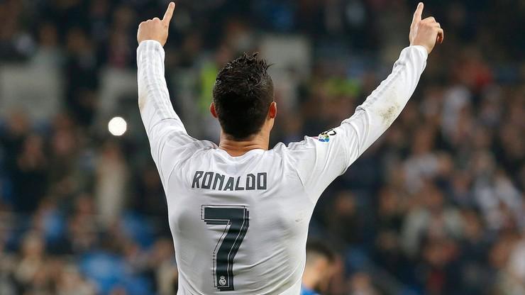 Pięć godzin za milion euro? Tak zarabia Ronaldo