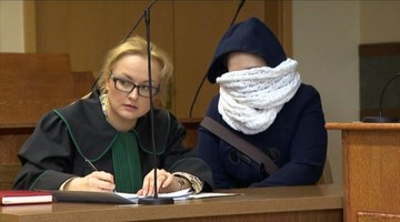 Kara w zawieszeniu dla kobiety objętej