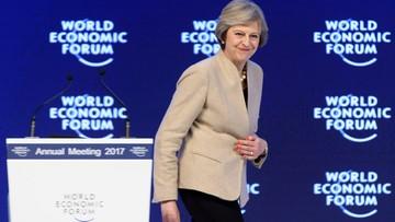 """22-01-2017 06:08 Theresa May chce """"ubić interes"""" z Donaldem Trumpem. Spotkanie brytyjsko-amerykańskie w piatek"""