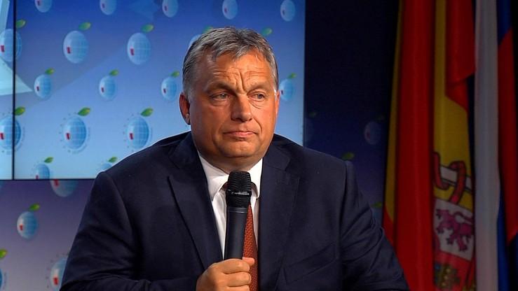 Orban: chcemy węgierskich Węgier i europejskiej Europy