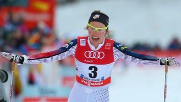 05-01-2016 17:52 Tour de Ski: zwycięstwa Caldwell oraz Iversena. Kowalczyk na 14. miejscu