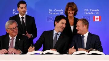 """31-10-2016 10:38 Francuskie media o niepewnej przyszłości CETA. """"Ratyfikacja może potrwać wiele lat"""""""