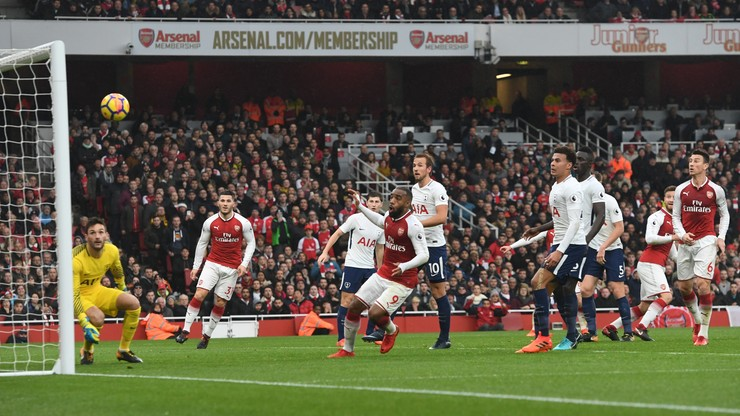 Arsenal odzyskał północny Londyn! Tottenham na kolanach w derbach
