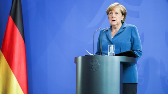 Merkel: państwo zapewni obywatelom bezpieczeństwo i wolność