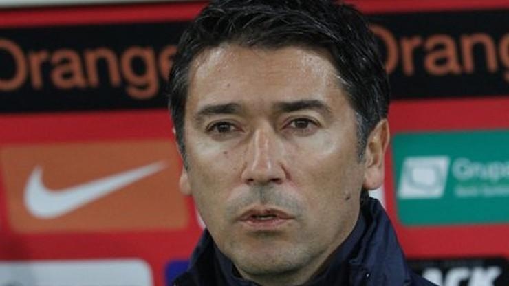Kostas Tsanas tymczasowym trenerem reprezentacji Grecji