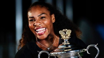 2017-01-29 Australian Open: Jordan pogratulował Williams