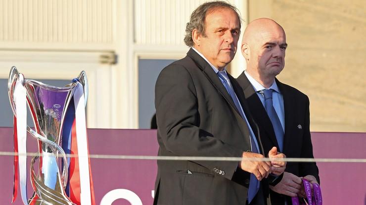 FIFA potwierdziła listę kandydatów na prezydenta. Nie ma Platiniego