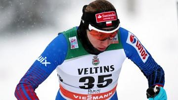2016-11-26 PŚ w Kuusamo: Kowalczyk odpadła w ćwierćfinale sprintu