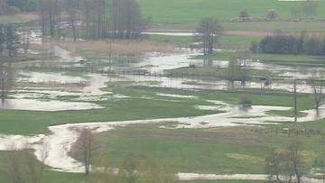 29-04-2017 22:13 Groźna woda. Zobacz wideo z Newscoptera Polsat News