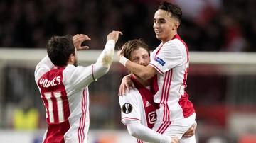 2017-01-07 Ajax Amsterdam rozbił RB Lipsk! Legioniści mają się czego bać?
