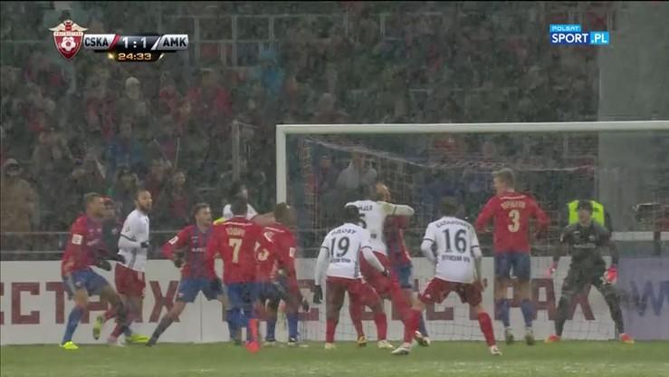Polak przechytrzył CSKA Moskwa! Asysta Gola