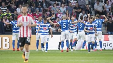 2017-07-28 Chorwaci zachwyceni wygraną NK Osijek z PSV Eindhoven