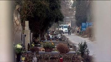 26-09-2017 08:57 38. ekshumacja ciała ofiary katastrofy smoleńskiej