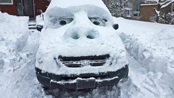 25-01-2016 13:56 #blizzard2016 - amerykański Twitter oszalał na punkcie śnieżycy
