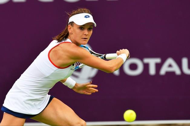 A. Radwańska ósma w rankingu WTA