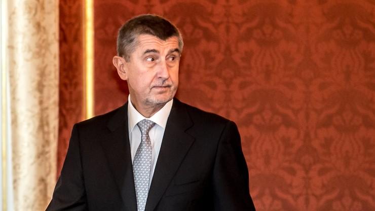 Premier Czech: relokacja migrantów to nonsens