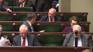 Macierewicz łączy WSI ze Smoleńskiem: Pogrobowcy winni dezinformacji