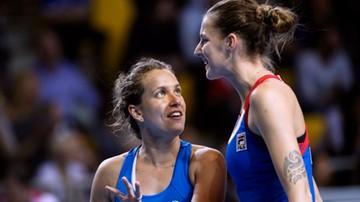 2016-11-13 Fed Cup: Czeszki obroniły tytuł