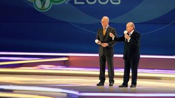 2015-10-21 Beckenbauer i Villar zamieszani w aferę korupcyjną?