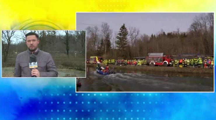 Przyczyną katastrofy kolejowej w Bawarii prawdopodobnie błąd człowieka
