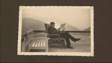 14-03-2017 16:50 Album z prywatnymi zdjęciami Hitlera na aukcji