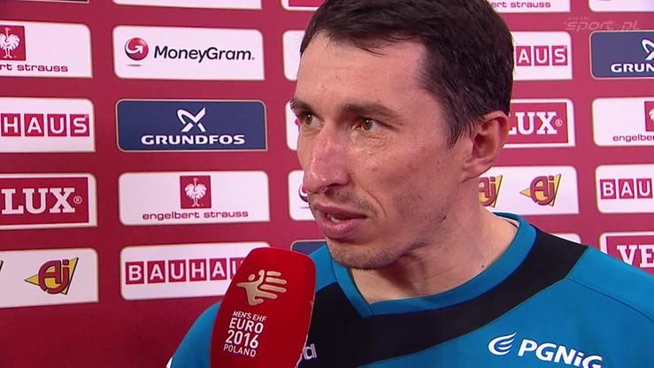 Szmal: To był mecz bez większej rangi...