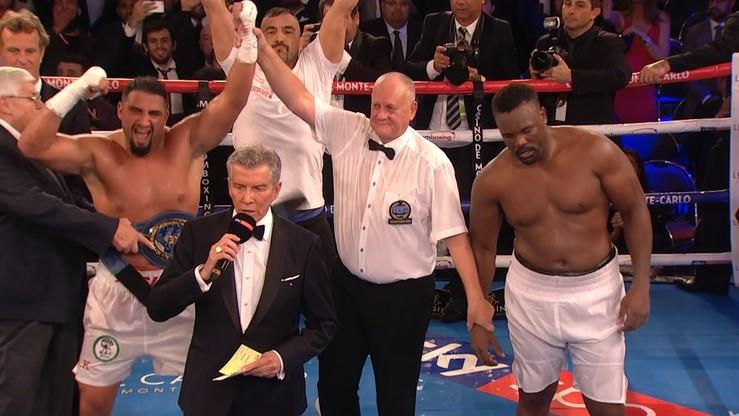 Dereck Chisora vs Agit Kabayel. Skrót walki