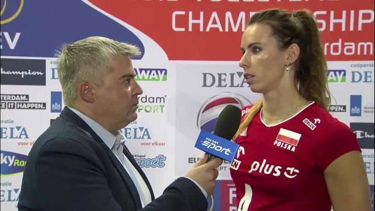 Izabela Bełcik: Nie wyszły nam te mistrzostwa