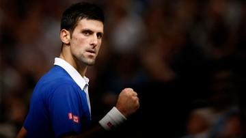 2015-11-08 Djokovic wygrał w Paryżu i przeszedł do historii