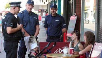 Polscy policjanci już pracują w Harlow. Jako dzielnicowi