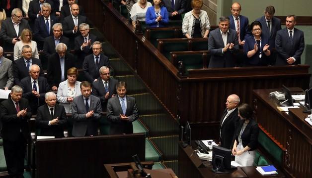 Sejm ustanowił Święto posła
