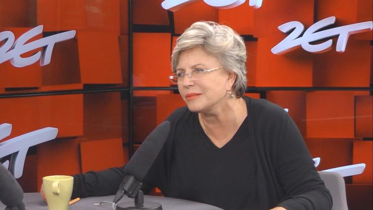 Janda odwołała poniedziałkowy spektakl. Przez ogólnopolski strajk kobiet