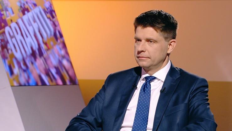 """""""To było nawoływanie do wojny domowej"""" - Petru o przemówieniu Kaczyńskiego"""
